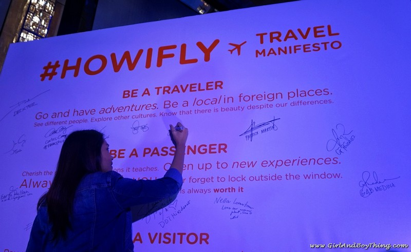 AirAsia's #HowIFly Campaign