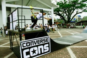 Converse Cons Project