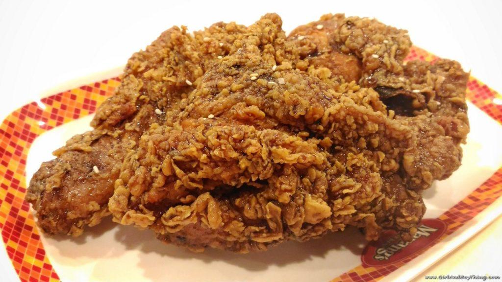 Holiday Feast at Manang's Chicken SM City San Mateo