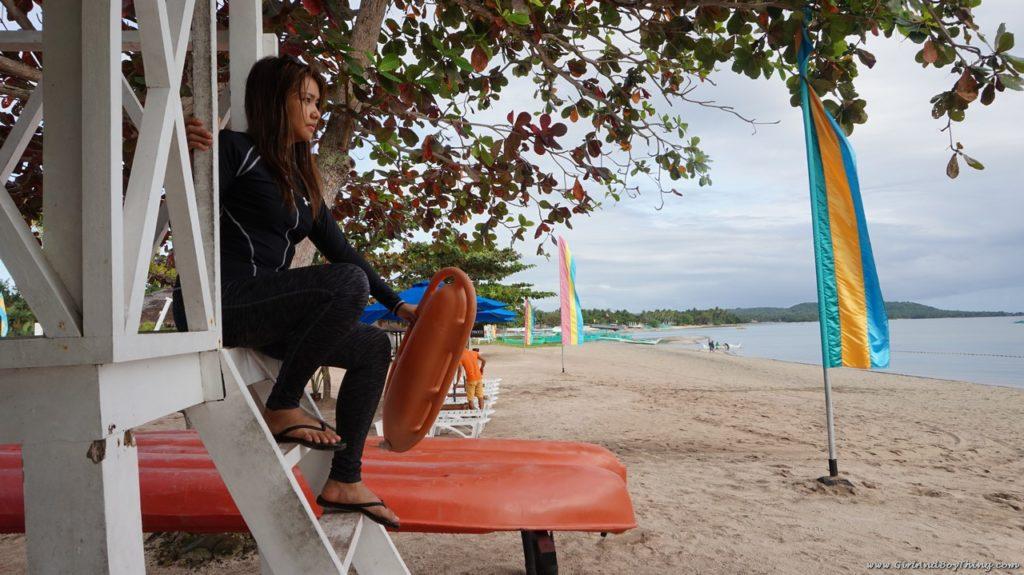 A One Day Beach Getaway at Playa Laiya Beach Club