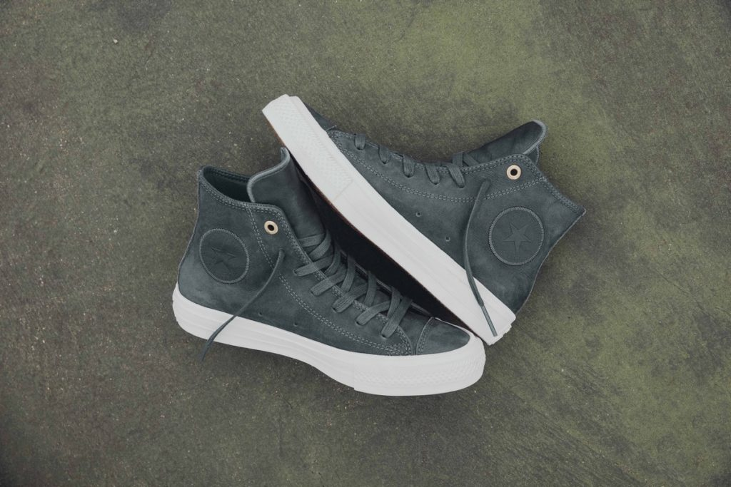 What's New? CONVERSE CHUCK TAYLOR ALL STAR II CRAFT LEATHER