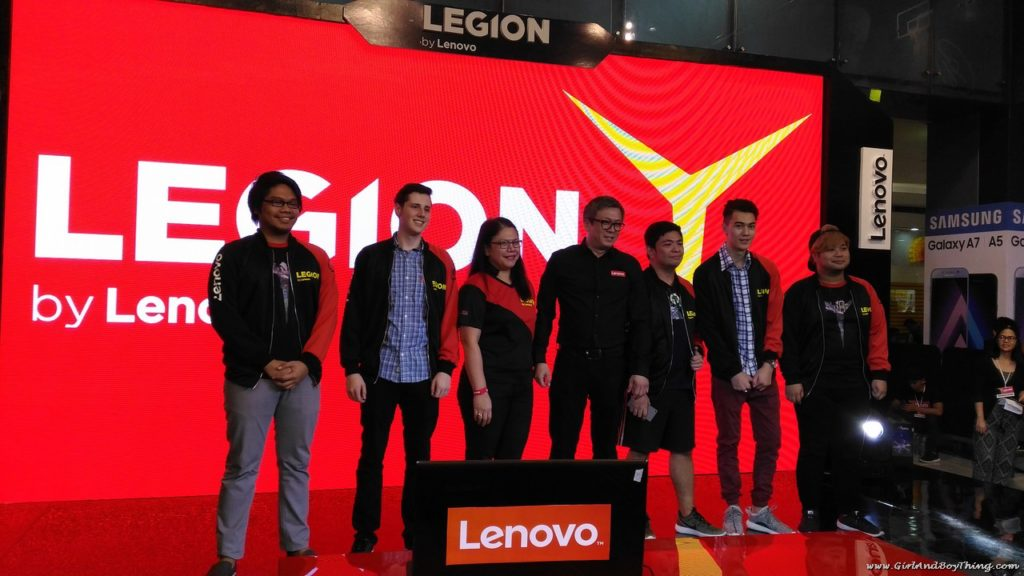 Online Gaming Gets Better With The New Lenovo Legion