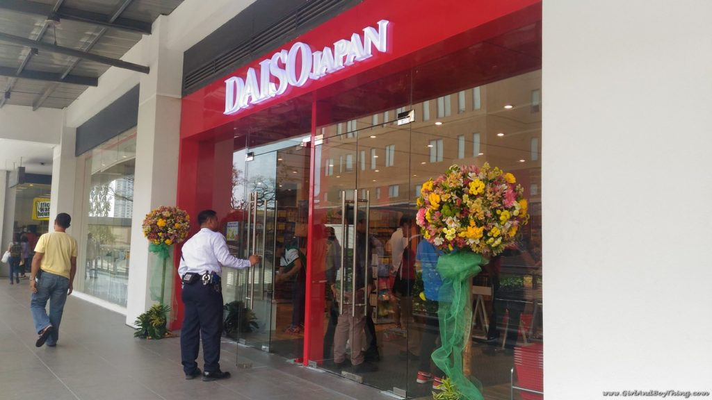 DAISO JAPAN UP Town Center Is Now Open!