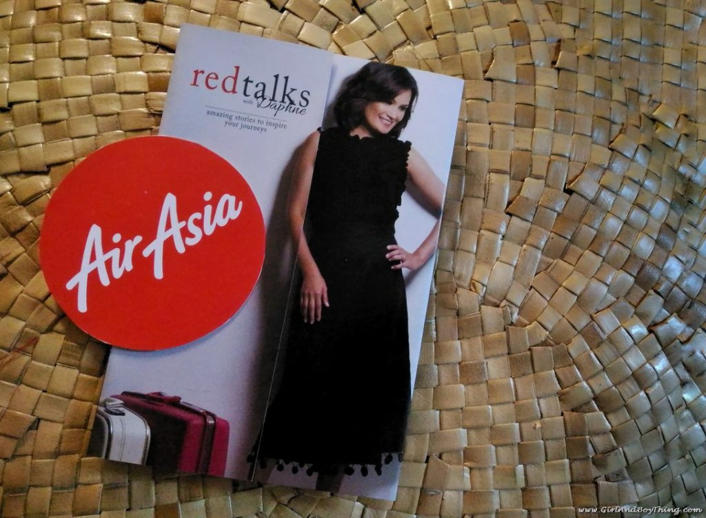AirAsia's Red Talks with Daphne Premiers on March 25!