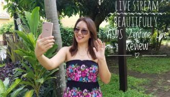 Livestream Beautifully: ASUS ZenFone Live Review