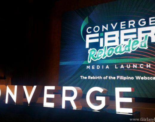 """Converge FiberX: A """"NO DATA CAP"""" Internet Access In PH"""