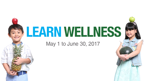 Robinsons Supermarket's Learn Wellness Campaign Is On!