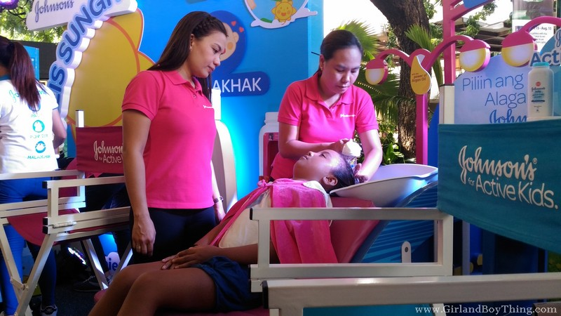 Robinsons Supermarket Drive to Wellness Festival