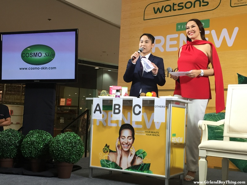 Watsons Time to Renew Campaign