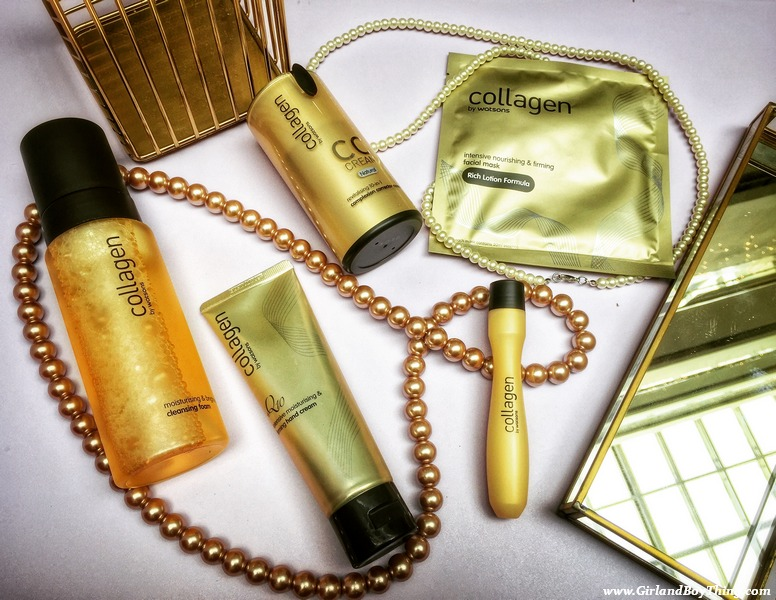 Regenerate your Skin with Collagen by Watsons