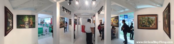 My City, My SM, My Art Gallery at SM City San Mateo