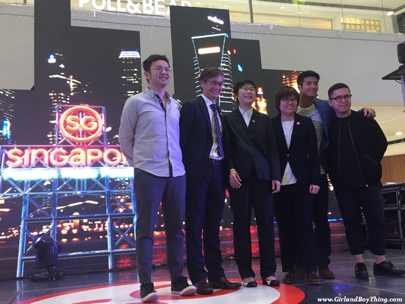 A Glimpse of PASSION MADE POSSIBLE at the Singapore Travel Showcase