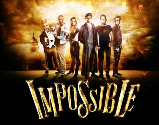 """IMPOSSIBLE """"The World's Greatest Magic Show LIVE In Manila!"""