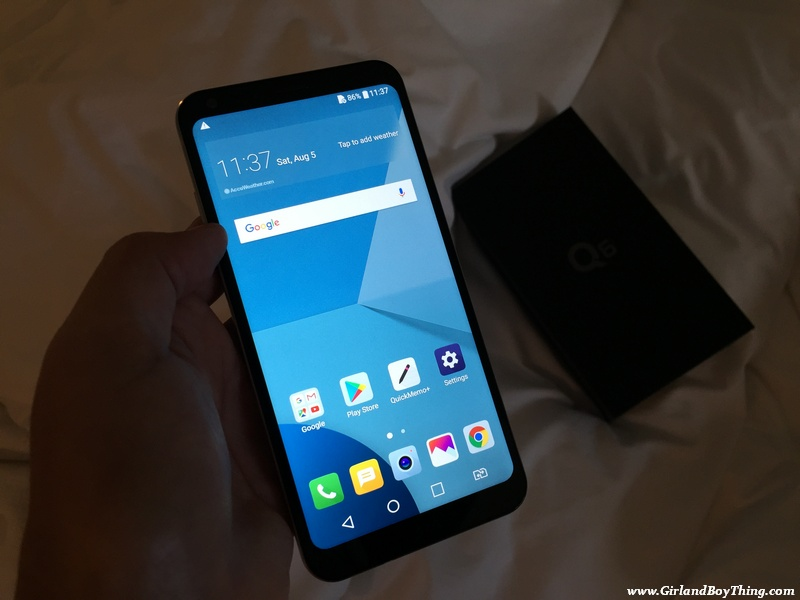 What You Need To Know About LG Q6