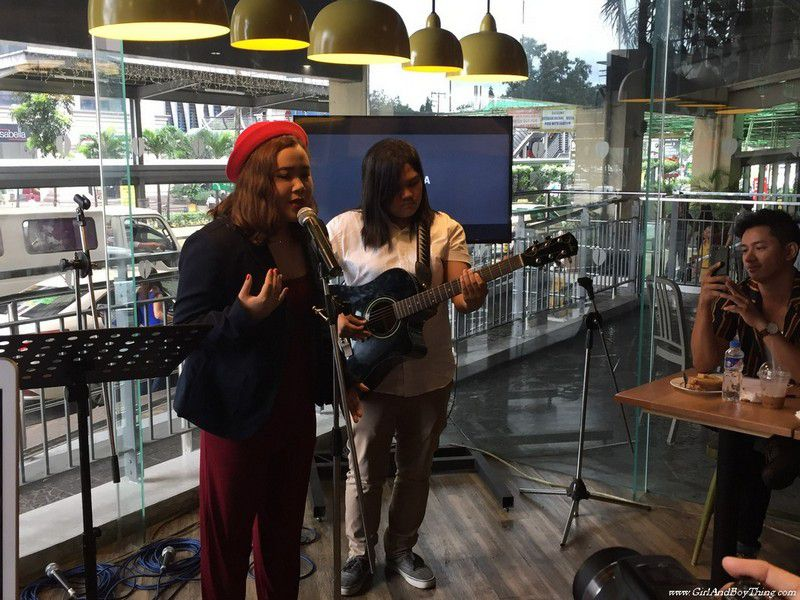 Sing Your Way To London by Costa Coffee