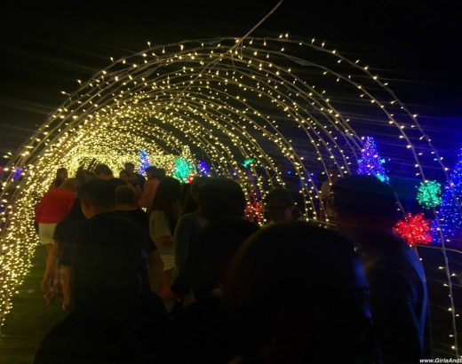 Feel the Christmas Spirit at Nuvali's Magical Field Of Lights and Sound Show 2017