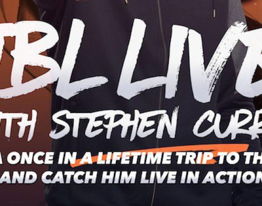 #DareToListen: JBL Live with Stephen Curry Promo