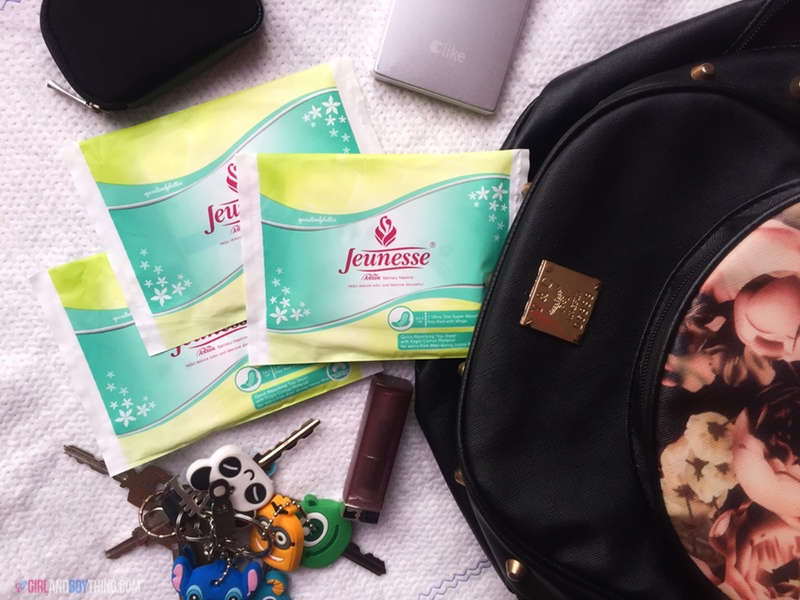 Jeunesse Anion Singles pad now available!