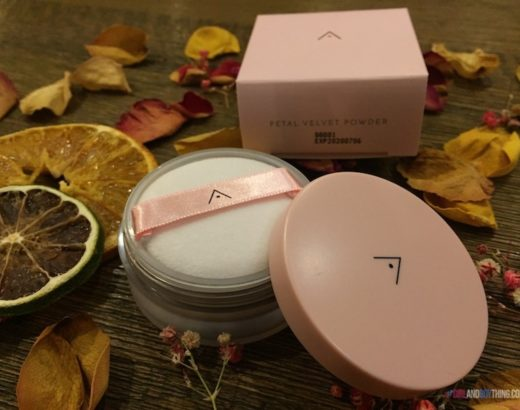 To Buy or Not? Althea Petal Velvet Powder Review