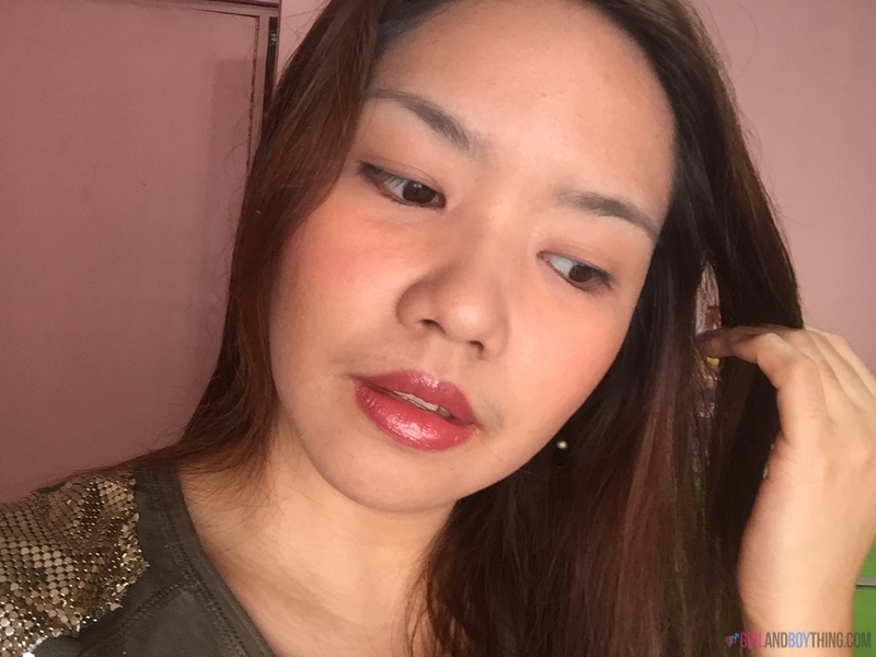 REVIEW: Skin Genie Lip and Cheek Stain Alive in Creamy Peach