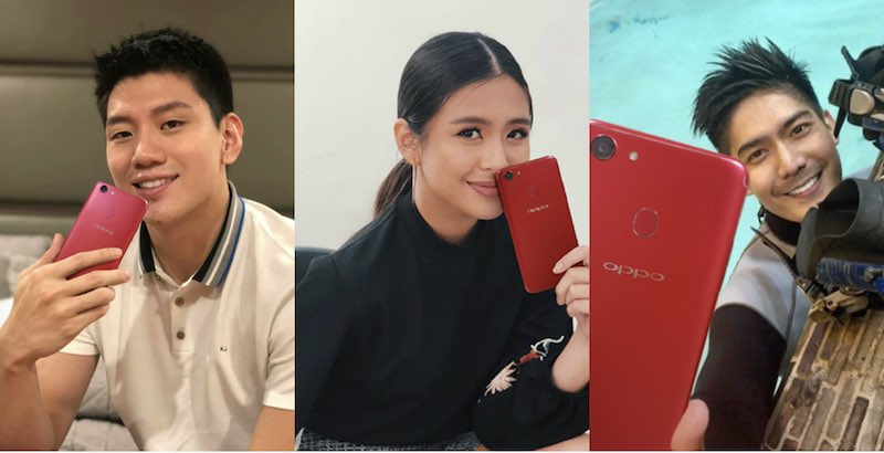 OPPO F5 Red is now available in the Philippines!