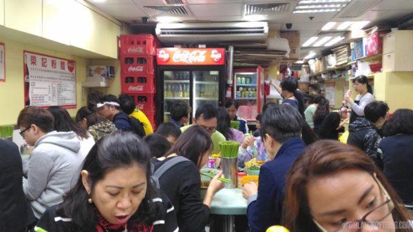 Hong Kong Foodtrip: Wing Kee Noodles in Causeway Bay