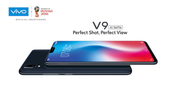 Vivo Philippines launches the arrival of Vivo V9 in Manila