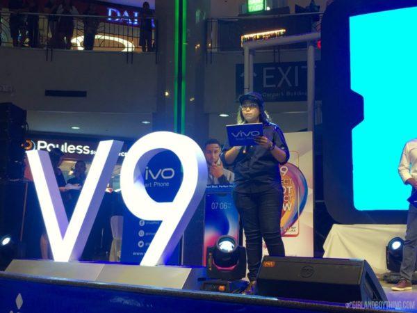 Vivo Philippines x Ayala Malls Partnership for Vivo Hoop Battle sports event