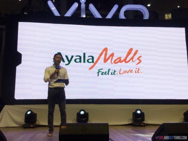 Vivo and Ayala Malls