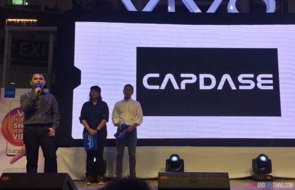 Vivo Philippines and Capdase