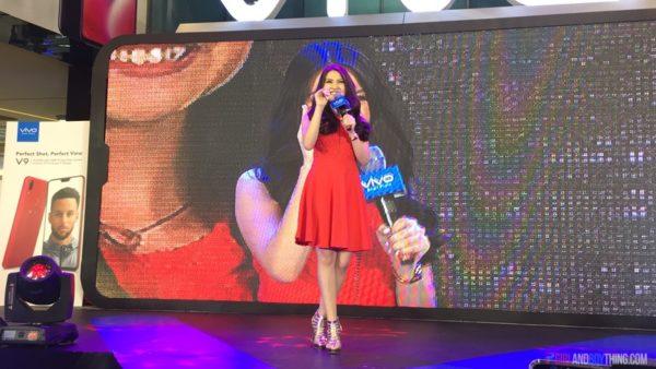 Vivo V9 Red Velvet Color Now Available in PH
