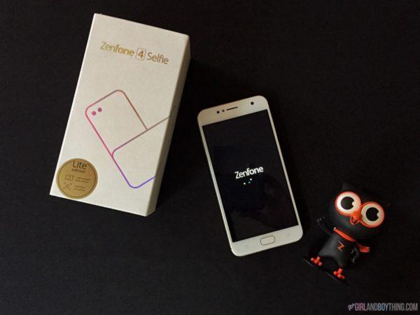 ZenFone 4 Selfie Lite SPECIAL EDITION