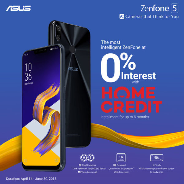 Which ZenFone 5 Series Smartphone suits you?