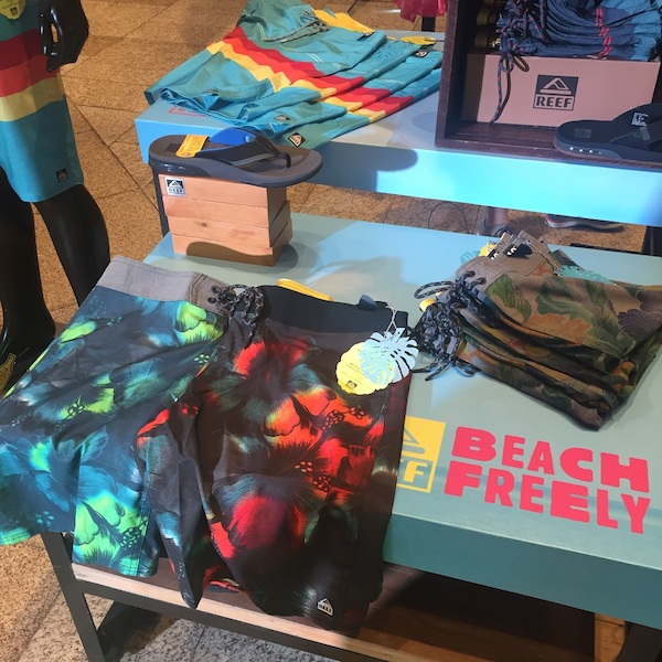 Reef Launches New Mantra- BEACH FREELY