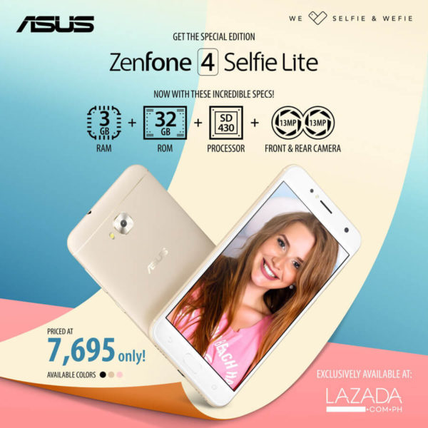 ASUS ZenFone 4 Selfie Lite SPECIAL EDITION(ZB553KL) First Impression and Honest Review