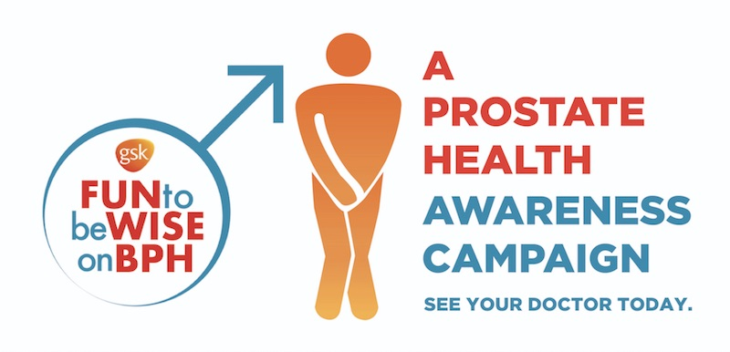 PROSTATE CHECK: GSK initiates FUN to be WISE on BPH Awareness Campaign