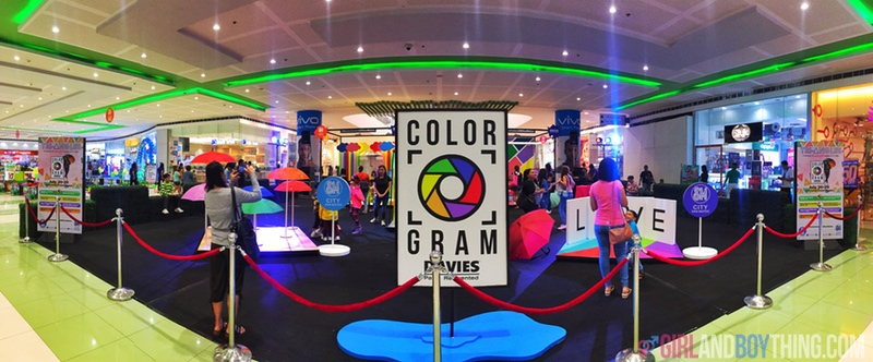 Take Your Insta-Worthy Photos at the ColorGram Pop-up exhibit