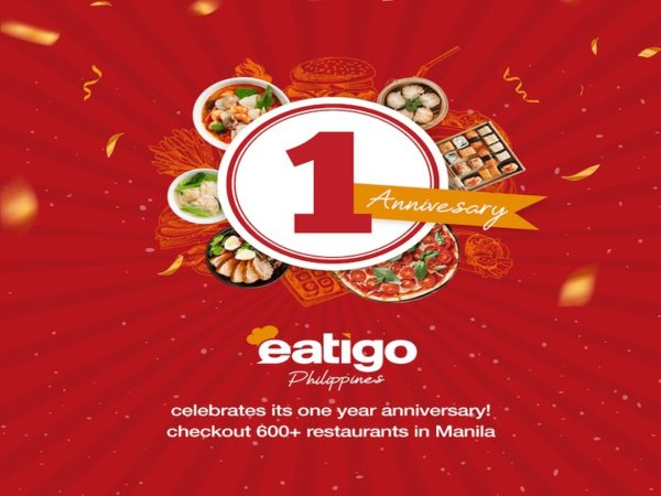 EATIGO Philippines Now on its 1st Year!