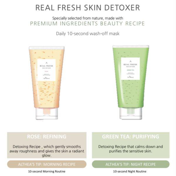 Real Fresh Skin Detoxer