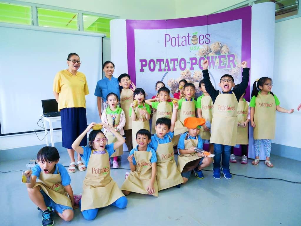 POTATO POWER: Superfood for Kids