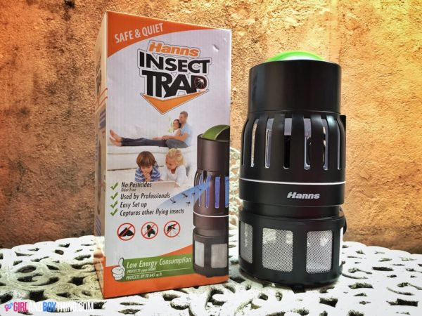 Hanns Insect Trap: EFFECTIVE OR NOT?