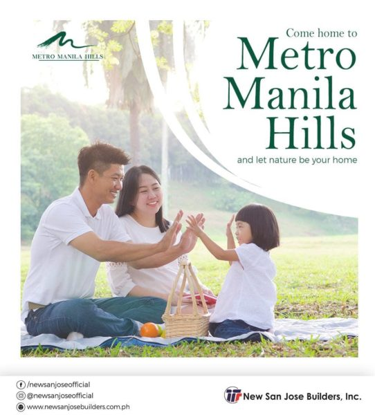 Metro Manila Hills