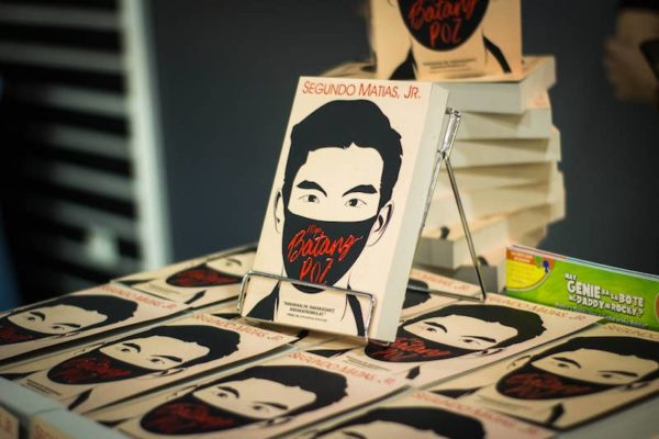 MGA BATANG POZ is a Game-Changer in the Literary Front