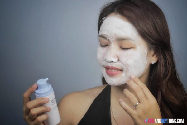 ALTHEA EXCLUSIVE REVIEW: Althea Milk Peel Cream Mask