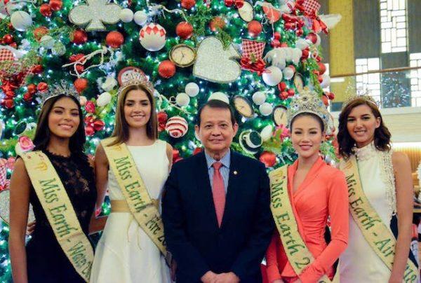 Century Park Hotel's Christmas Adventures in Wonderland