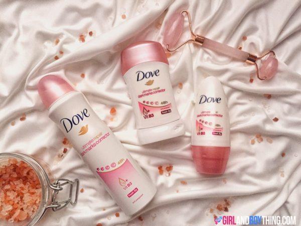 Dark Underarm Problems? Try this... Dove Ultimate Repair Dark Marks Corrector