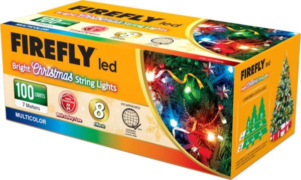 Firefly LED Makes the Metro Shine This Christmas Season