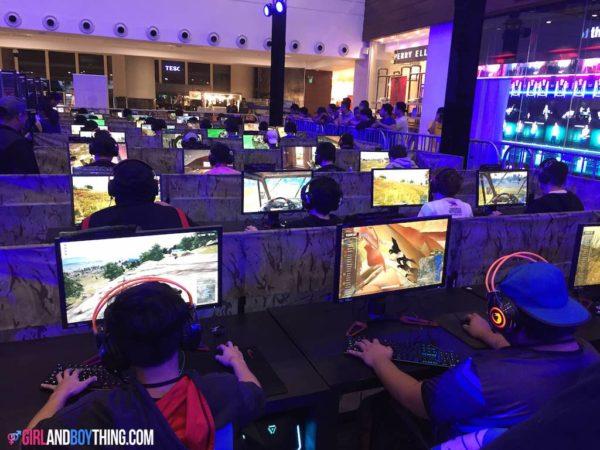 Predator Thronos Gaming Chair Launched at PREDATOR LEAGUE PUBG FINALS