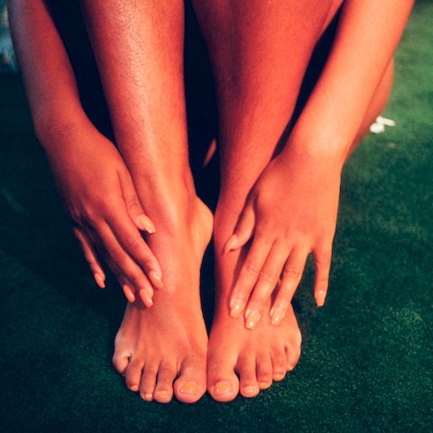 5 Tips On How To Take Good Care of Your Feet