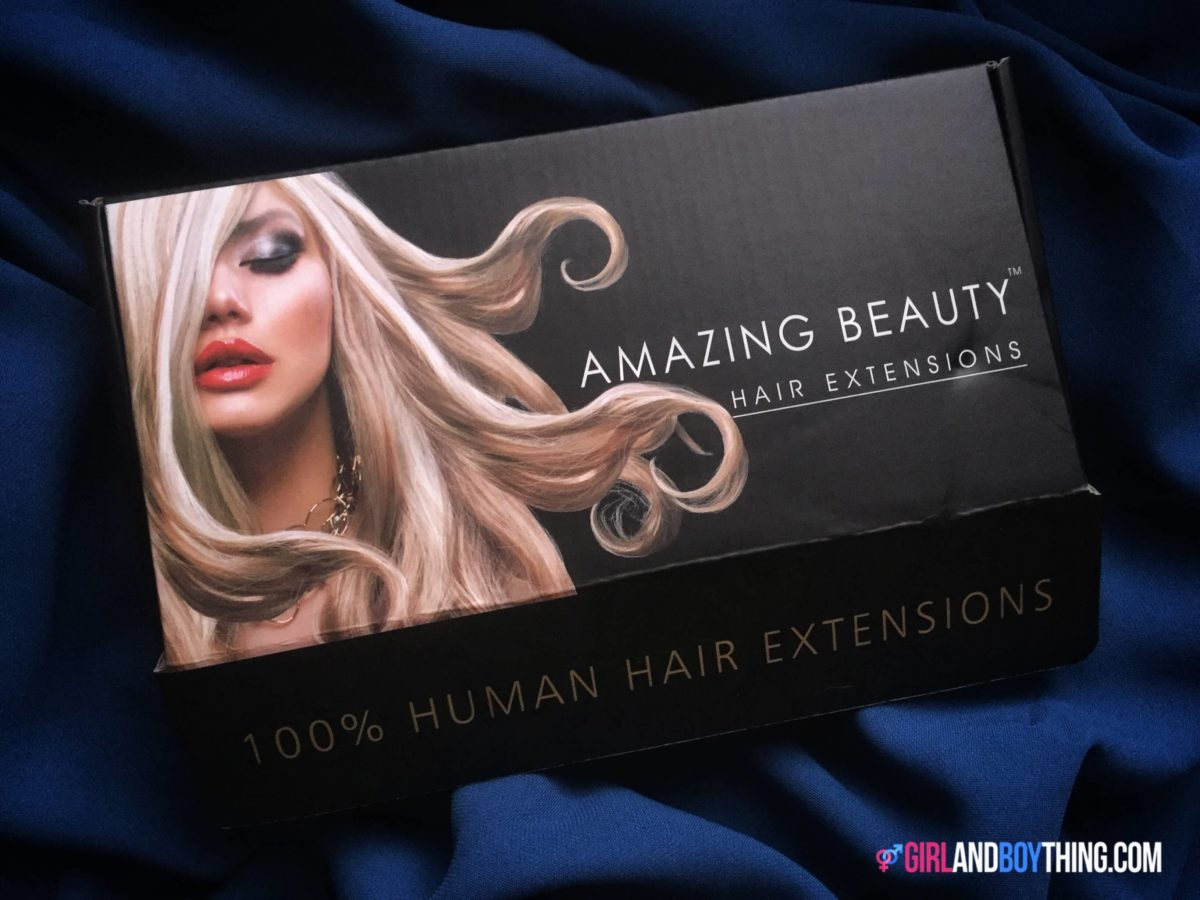 Amazing Beauty Tape In Hair Extensions:  A 1st-Timer's User Experience